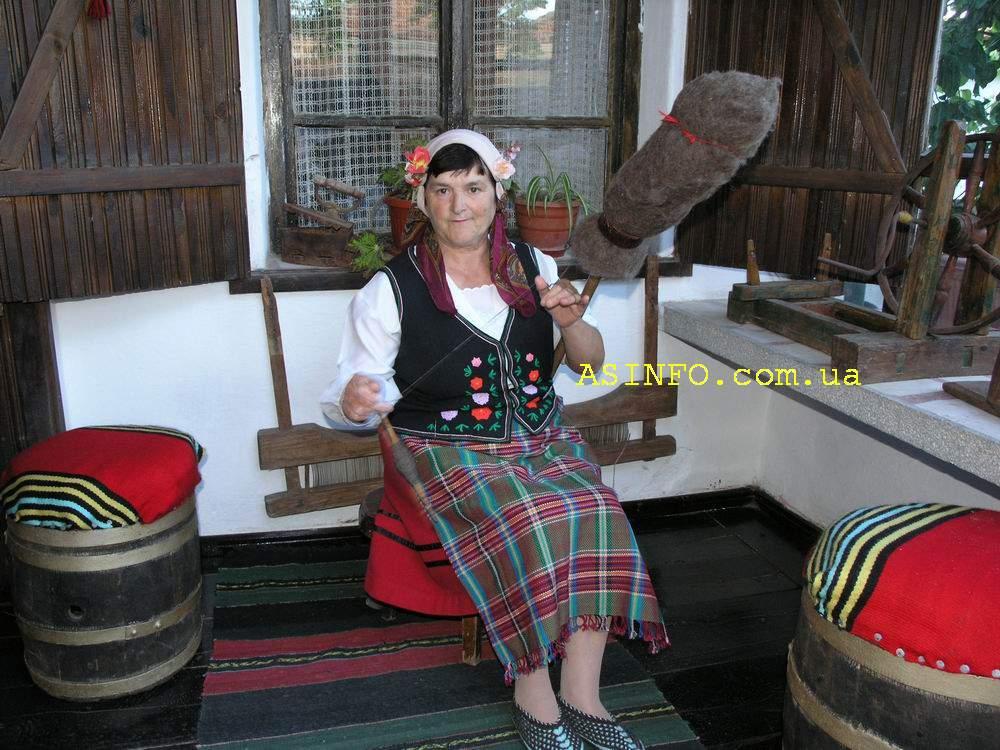 Болгарское село